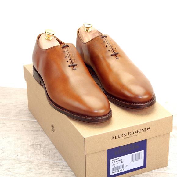 Allen Edmonds Other - NIB * Allen Edmonds MACLENNAN 9 D + new Trees Bags